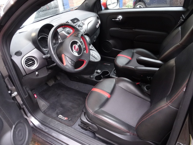Fiat 500e Classic Nero Pure 2015