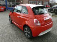 Fiat 500e Classic Orange 2014