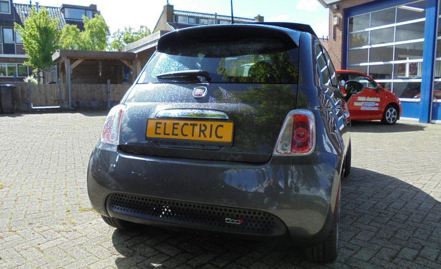 Fiat 500e Do Grijs Sunroof 2016