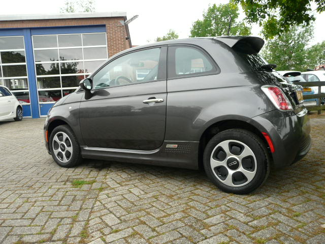 Fiat 500e Do grijs  2015