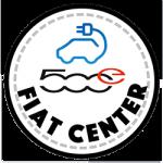 500e Fiat Center-logo